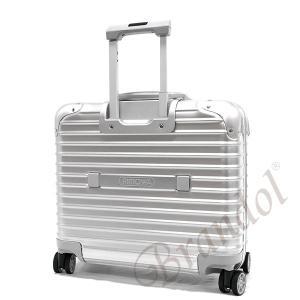 リモワ RIMOWA スーツケースTOPAS BUSINESS トパーズ ビジネス TSAロック対応 横型 26L シルバー 923.40.00.4 SILVER [在庫品]|brandol|02