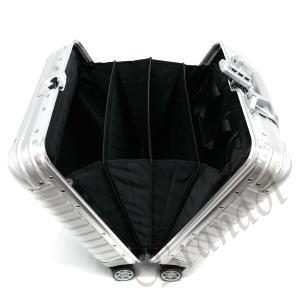 リモワ RIMOWA スーツケースTOPAS BUSINESS トパーズ ビジネス TSAロック対応 横型 26L シルバー 923.40.00.4 SILVER [在庫品]|brandol|04
