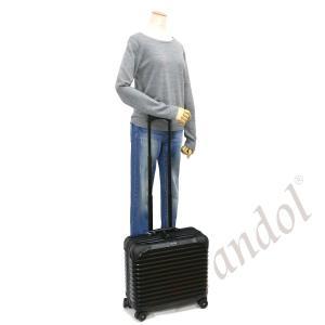 リモワ RIMOWA スーツケースTOPAS STEALTH トパーズ ステルス TSAロック対応 横型 26L ブラック 923.40.01.4 STEALTH [在庫品]|brandol|08