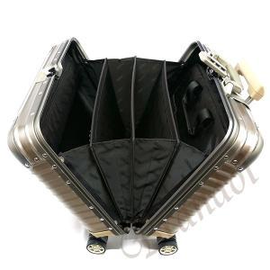 リモワ RIMOWA スーツケース TITANIUM BUSINESS チタニウム ビジネス TSAロック対応 横型 26L ゴールド 923.40.03.4 GOLD [在庫品]|brandol|04