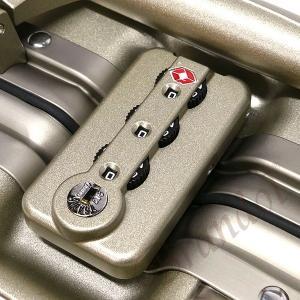 リモワ RIMOWA スーツケース TITANIUM BUSINESS チタニウム ビジネス TSAロック対応 横型 26L ゴールド 923.40.03.4 GOLD [在庫品]|brandol|05