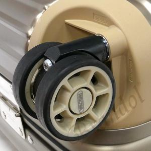 リモワ RIMOWA スーツケース TITANIUM BUSINESS チタニウム ビジネス TSAロック対応 横型 26L ゴールド 923.40.03.4 GOLD [在庫品]|brandol|06