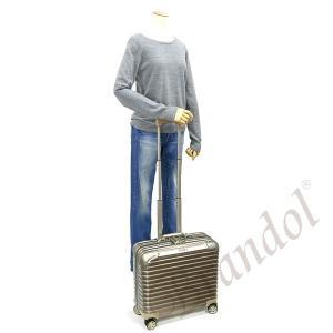 リモワ RIMOWA スーツケース TITANIUM BUSINESS チタニウム ビジネス TSAロック対応 横型 26L ゴールド 923.40.03.4 GOLD [在庫品]|brandol|08