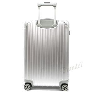 リモワ RIMOWA メンズ・レディース スーツケース TOPAS トパーズ TSAロック E-Tag 縦型 67L シルバー 924.63.00.5 SILVER [在庫品]|brandol|02