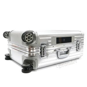 リモワ RIMOWA メンズ・レディース スーツケース TOPAS トパーズ TSAロック E-Tag 縦型 67L シルバー 924.63.00.5 SILVER [在庫品]|brandol|03