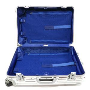 リモワ RIMOWA メンズ・レディース スーツケース TOPAS トパーズ TSAロック E-Tag 縦型 67L シルバー 924.63.00.5 SILVER [在庫品]|brandol|04