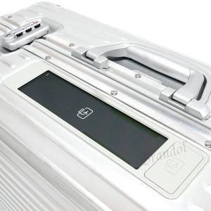 リモワ RIMOWA メンズ・レディース スーツケース TOPAS トパーズ TSAロック E-Tag 縦型 67L シルバー 924.63.00.5 SILVER [在庫品]|brandol|05