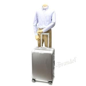 リモワ RIMOWA メンズ・レディース スーツケース TOPAS トパーズ TSAロック E-Tag 縦型 67L シルバー 924.63.00.5 SILVER [在庫品]|brandol|08