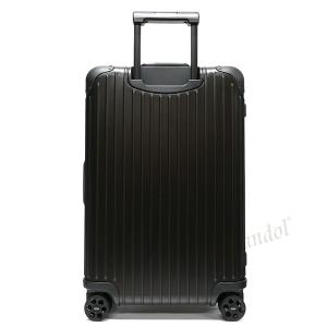 リモワ RIMOWA メンズ・レディース スーツケース TOPAS STEALTH トパーズ ステルス TSAロック 縦型 67L ブラック 924.63.01.4 BLACK [在庫品]|brandol|02
