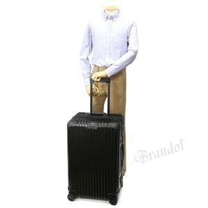 リモワ RIMOWA メンズ・レディース スーツケース TOPAS STEALTH トパーズ ステルス TSAロック 縦型 67L ブラック 924.63.01.4 BLACK [在庫品]|brandol|07