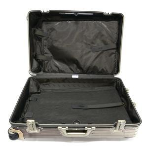 リモワ RIMOWA メンズ・レディース スーツケース TOPAS TITANIUM トパーズ チタニウム TSAロック E-Tag 縦型 78L シャンパンゴールド 924.70.03.5 [在庫品]|brandol|04