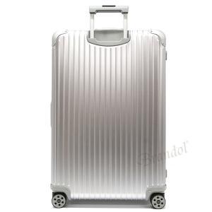 リモワ RIMOWA メンズ・レディース スーツケース TOPAS トパーズ TSAロック 縦型 98L シルバー 924.77.00.4 SILVER [在庫品] brandol 02