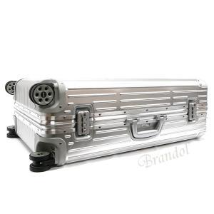 リモワ RIMOWA メンズ・レディース スーツケース TOPAS トパーズ TSAロック 縦型 98L シルバー 924.77.00.4 SILVER [在庫品] brandol 03