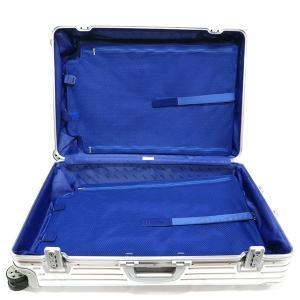 リモワ RIMOWA メンズ・レディース スーツケース TOPAS トパーズ TSAロック 縦型 98L シルバー 924.77.00.4 SILVER [在庫品] brandol 04