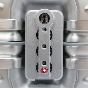 リモワ RIMOWA メンズ・レディース スーツケース TOPAS トパーズ TSAロック 縦型 98L シルバー 924.77.00.4 SILVER [在庫品] brandol 05
