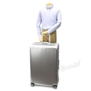 リモワ RIMOWA メンズ・レディース スーツケース TOPAS トパーズ TSAロック 縦型 98L シルバー 924.77.00.4 SILVER [在庫品] brandol 07