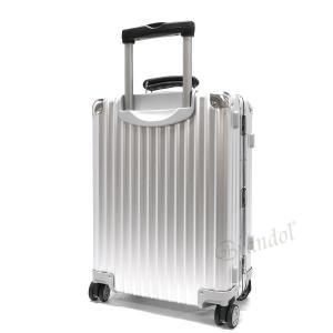 リモワ RIMOWA スーツケース CLASSIC FLIGHT クラシックフライト TSAロック対応 縦型 35L シルバー 971.53.00.4 SILVER [在庫品]|brandol|02