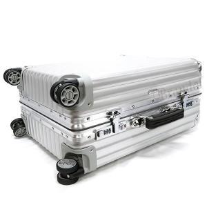 リモワ RIMOWA スーツケース CLASSIC FLIGHT クラシックフライト TSAロック対応 縦型 35L シルバー 971.53.00.4 SILVER [在庫品]|brandol|03