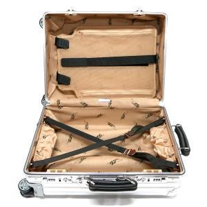 リモワ RIMOWA スーツケース CLASSIC FLIGHT クラシックフライト TSAロック対応 縦型 35L シルバー 971.53.00.4 SILVER [在庫品]|brandol|04