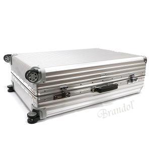 リモワ RIMOWA メンズ・レディース スーツケース CLASSIC FLIGHT クラシックフライト TSAロック 縦型 97L シルバー 971.77.00.4 SILVER [在庫品]|brandol|03