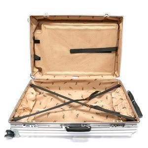 リモワ RIMOWA メンズ・レディース スーツケース CLASSIC FLIGHT クラシックフライト TSAロック 縦型 97L シルバー 971.77.00.4 SILVER [在庫品]|brandol|04