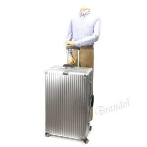 リモワ RIMOWA メンズ・レディース スーツケース CLASSIC FLIGHT クラシックフライト TSAロック 縦型 97L シルバー 971.77.00.4 SILVER [在庫品]|brandol|07