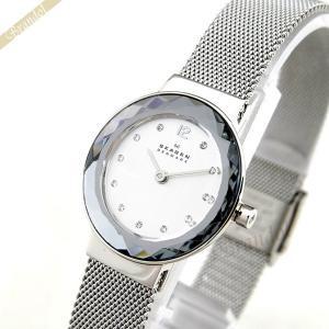 スカーゲン SKAGEN レディース腕時計 Leonora レオノーラ 26mm シルバー 456SSS [在庫品] brandol