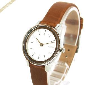 スカーゲン SKAGEN レディース腕時計 Hald ハルド 26mm シルバー×ブラウン SKW2440 [在庫品] brandol