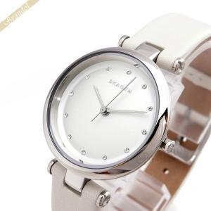 スカーゲン SKAGEN レディース腕時計 Tanja 30mm シルバー×ホワイト SKW2517 [在庫品] brandol