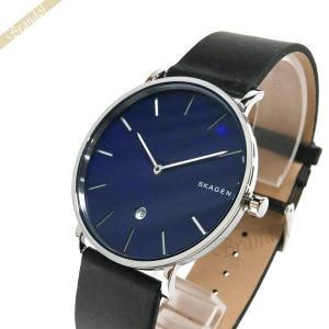 スカーゲン SKAGEN メンズ腕時計 HAGEN ハーゲン 40mm ネイビー×ブラック SKW6471 【2018年秋冬新作】 [在庫品]|brandol