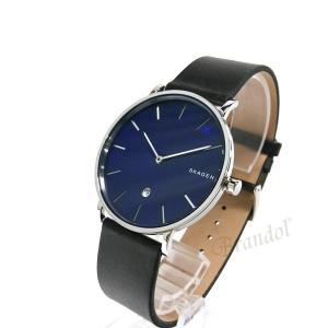 スカーゲン SKAGEN メンズ腕時計 HAGEN ハーゲン 40mm ネイビー×ブラック SKW6471 【2018年秋冬新作】 [在庫品]|brandol|02