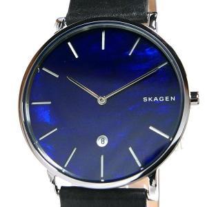 スカーゲン SKAGEN メンズ腕時計 HAGEN ハーゲン 40mm ネイビー×ブラック SKW6471 【2018年秋冬新作】 [在庫品]|brandol|03