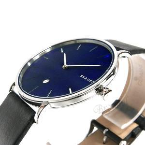スカーゲン SKAGEN メンズ腕時計 HAGEN ハーゲン 40mm ネイビー×ブラック SKW6471 【2018年秋冬新作】 [在庫品]|brandol|04