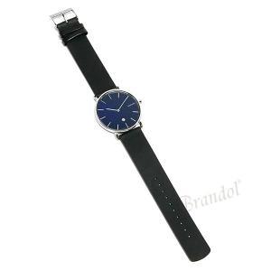 スカーゲン SKAGEN メンズ腕時計 HAGEN ハーゲン 40mm ネイビー×ブラック SKW6471 【2018年秋冬新作】 [在庫品]|brandol|05
