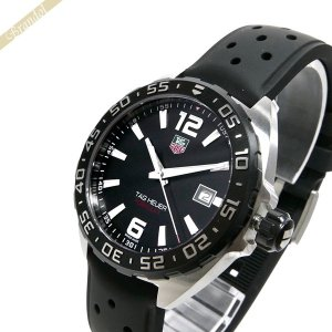 タグホイヤー TAG Heuer メンズ 腕時計 フォーミュラ1 41mm クォーツ ブラック WAZ1110.FT8023 [在庫品] brandol