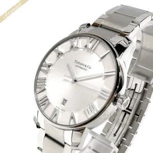 ティファニー Tiffany メンズ腕時計 アトラス ドーム Atlas Dome オートマチック 42mm 自動巻き シルバー Z1810.68.10A21A00A [在庫品]|brandol