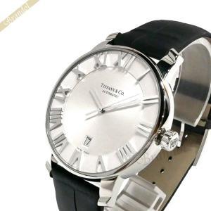 ティファニー Tiffany メンズ腕時計 アトラス ドーム Atlas Dome オートマチック 42mm 自動巻き シルバー×ブラック Z1810.68.10A21A50A|brandol