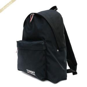 トミージーンズ TOMMY JEANS メンズ・レディース リュックサック クールシティ バックパック ブラック AM0AM04933002 [在庫品]|brandol