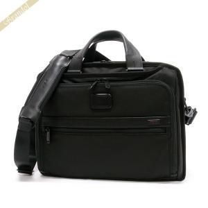 トゥミ TUMI メンズ ビジネスバッグ ALPHA2 BUSINESS オーガナイザー ブリーフ 2wayショルダー ブラック 026132D2 BLACK [在庫品]|brandol