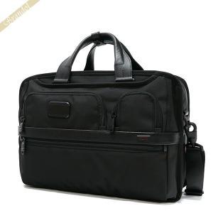 トゥミ TUMI メンズ ビジネスバッグ ALPHA2 3way ブリーフケース ショルダー リュック ブラック 026180D2 BLACK [在庫品]|brandol