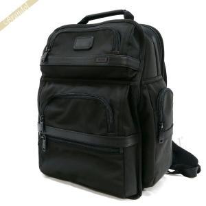 トゥミ TUMI メンズ リュックサック ALPHA2 BUSINESS T-Pass ビジネス クラス ブリーフパック ビジネスバッグ ブラック 026578D2 [在庫品]|brandol