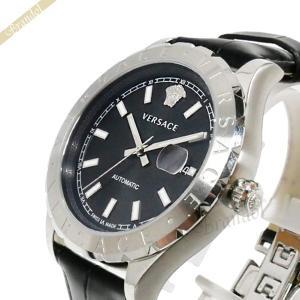 ヴェルサーチ VERSACE メンズ腕時計 ヘレニウム 42mm ブラック VZI010017 [在庫品] brandol
