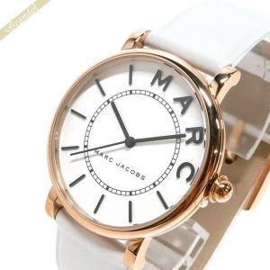 【訳あり・ベルトに汚れ】マークジェイコブス MARC BY MARC JACOBS レディース腕時計 ロキシー ROXY 36mm ホワイト×ローズゴールド MJ1561 [在庫品] brandol