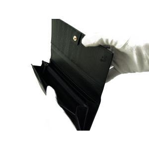 グッチ財布 GUCCI 二つ折り長財布 メンズ ブラック 449279 アウトレット|brandream|05