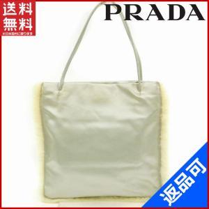 [半額セール!] プラダ バッグ PRADA ハンドバッグ 中古 X10370|brands