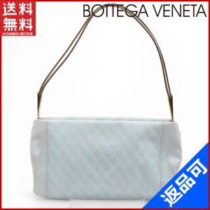 [半額セール!] ボッテガ・ヴェネタ バッグ BOTTEGA VENETA ショルダーバッグ ロゴ 中古 X10602|brands