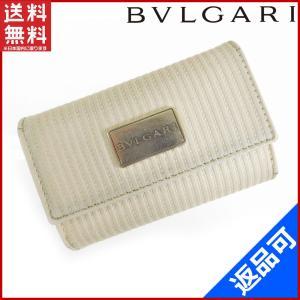 ブルガリ BVLGARI キーケース 6連キーケース 中古 X10630|brands