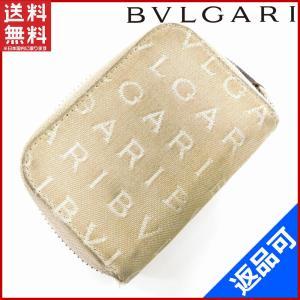 ブルガリ BVLGARI キーケース 4連キーケース ロゴマニア 中古 X10817|brands