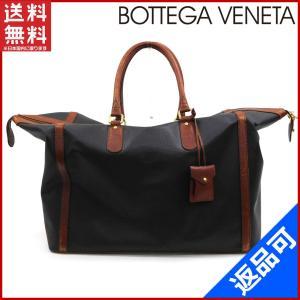 [半額セール!] ボッテガ・ヴェネタ バッグ BOTTEGA VENETA ボストンバッグ 中古 X11083|brands