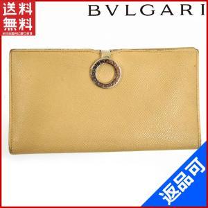 ブルガリ BVLGARI 財布 長札入れ ロゴグリップ 中古 X11252|brands